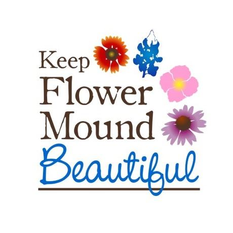Keep Flower Mound Beautiful Logo