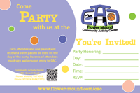 Birthday Party Invite 3