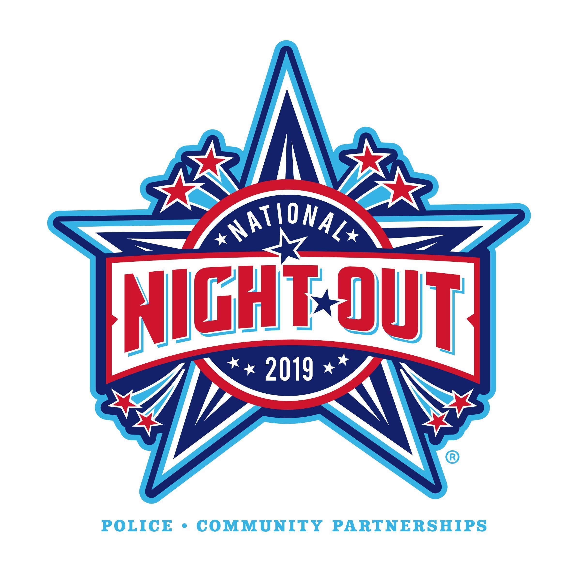 National Night Out 2019 graphic