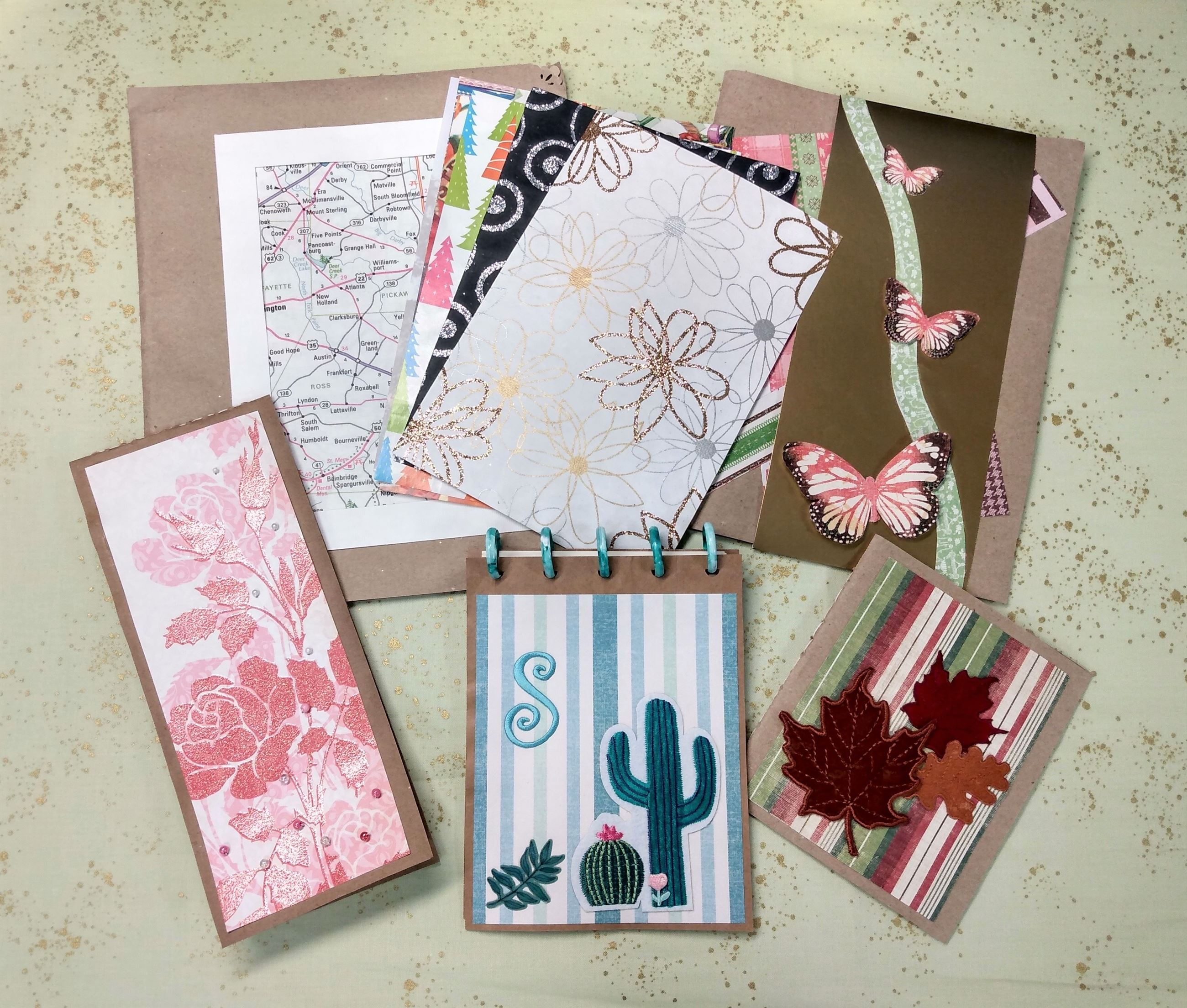 Create Your Own Mood Journal Craft
