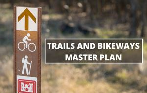 Trails and Bikeways Master Plan graphic