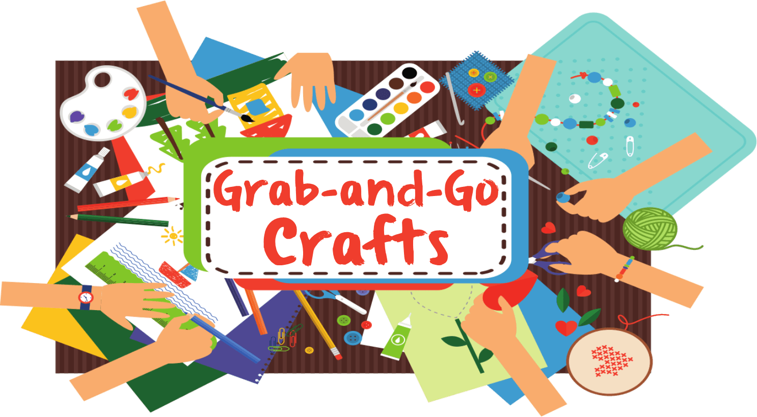 Grab-and-Go Crafts image